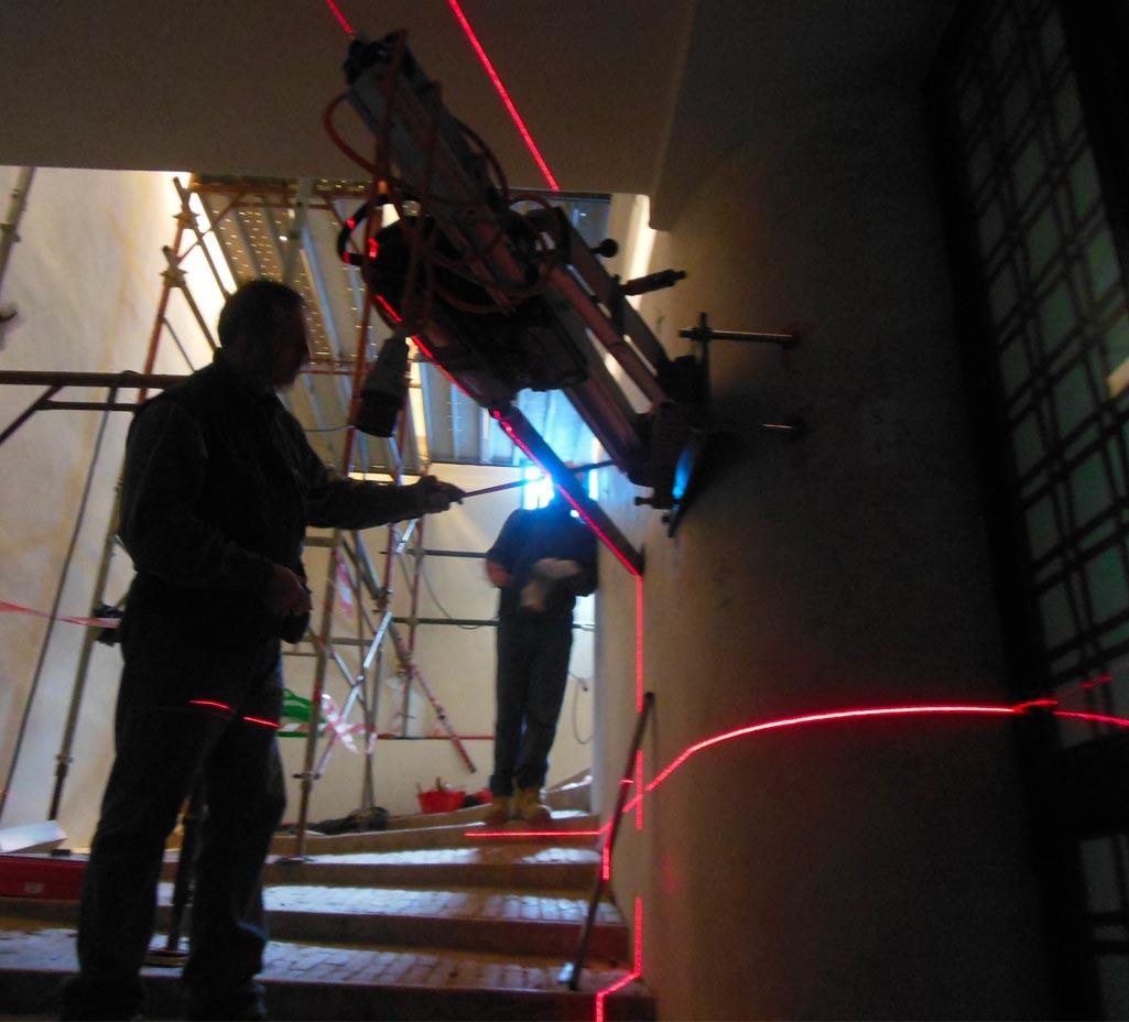 Rescazzi Impresa - Consolidamenti e restauri edilizi